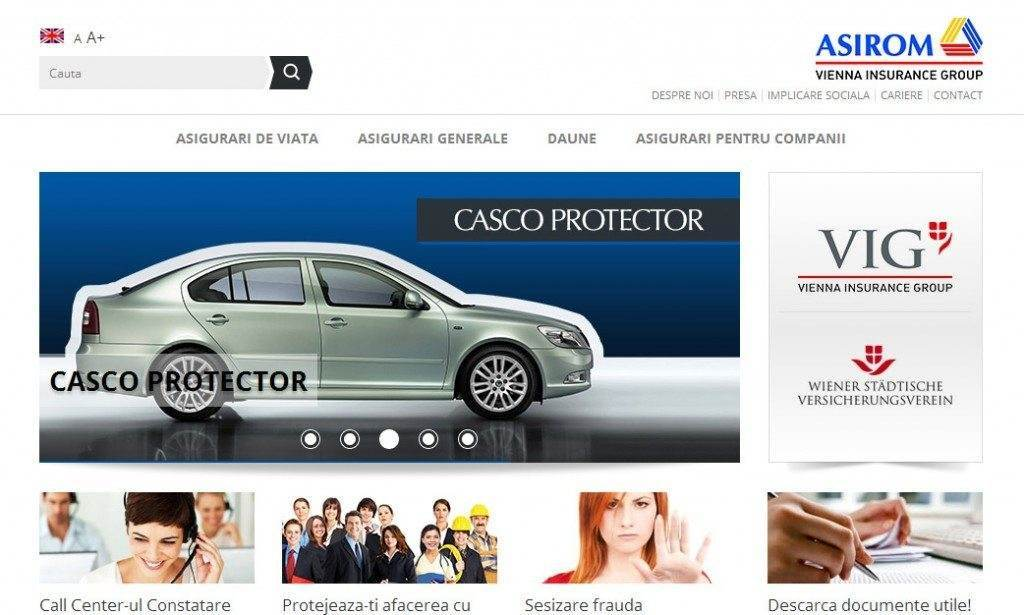 Asirom - Vienna Insurance Group - VIG