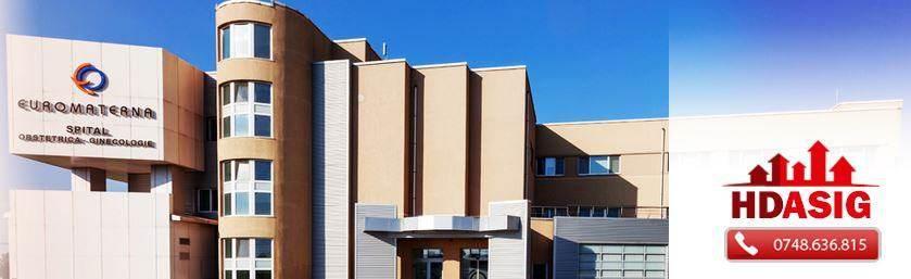 Spital Clinica Euromaterna Asigurare Nastere Constanta