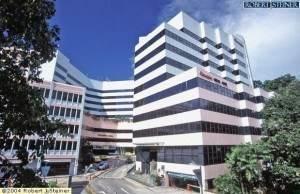 Spitalul Gleneagles, Singapore