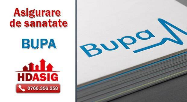asigurare BUPA International