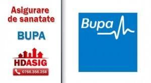 pret asigurare BUPA