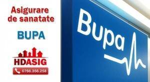 asigurare de sanatate BUPA