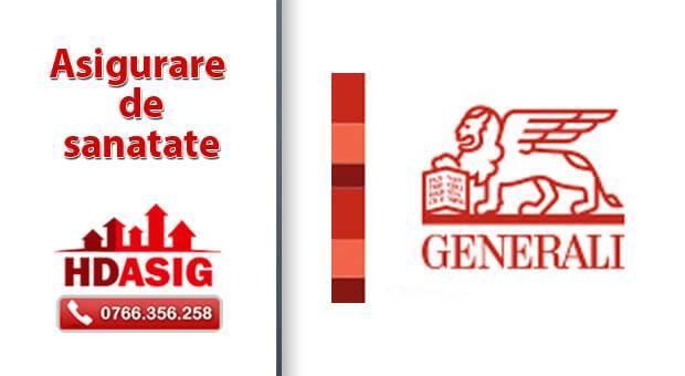 asigurare de sanatate Generali