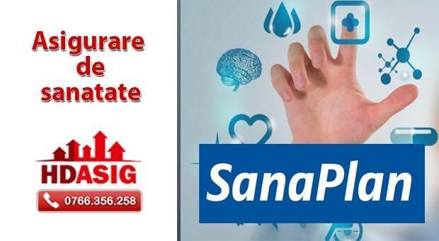 asigurare de sanatate Sana Plan Allianz Tiriac