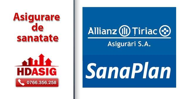 asigurare de sanatate SanaPlan
