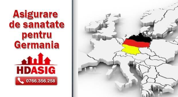 asigurare de sanatate in Germania