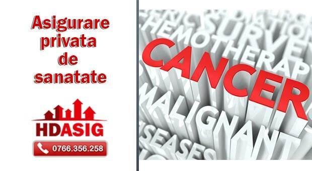 asigurare de sanatate pentru cancer