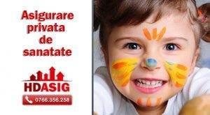 asigurare de sanatate pentru copii