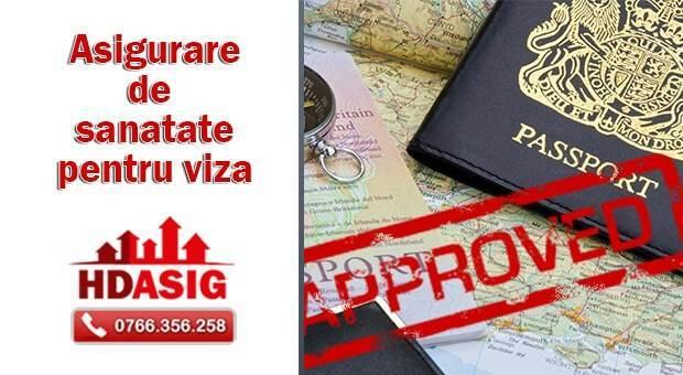 asigurare de sanatate pentru obtinerea permisului de sedere