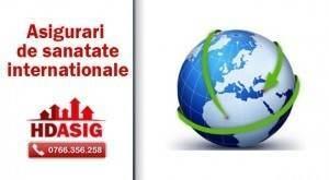 asigurare internationala de sanatate
