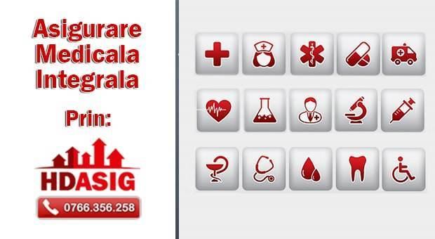 asigurare medicala integrala