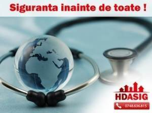 asigurare de sanatate internationala