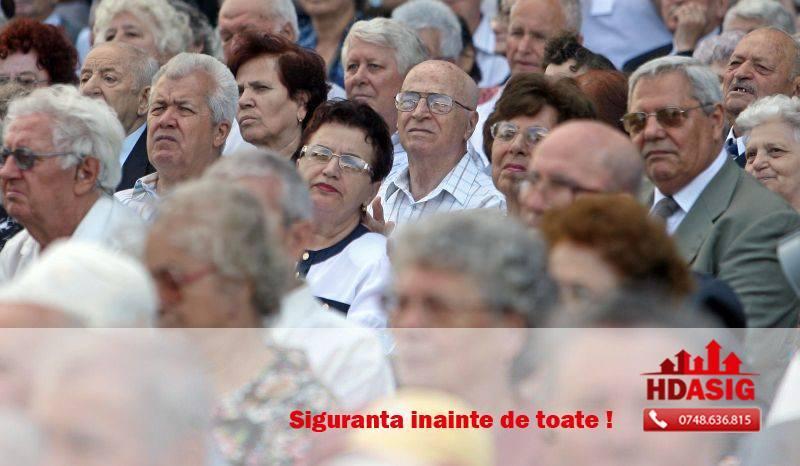 asigurare de pensie