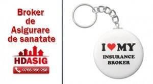 broker de asigurare de sanatate