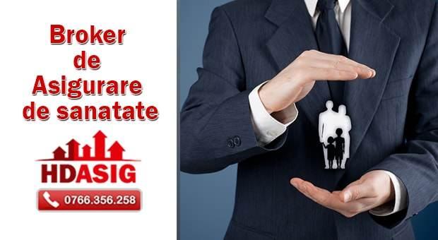 broker asigurari de sanatate