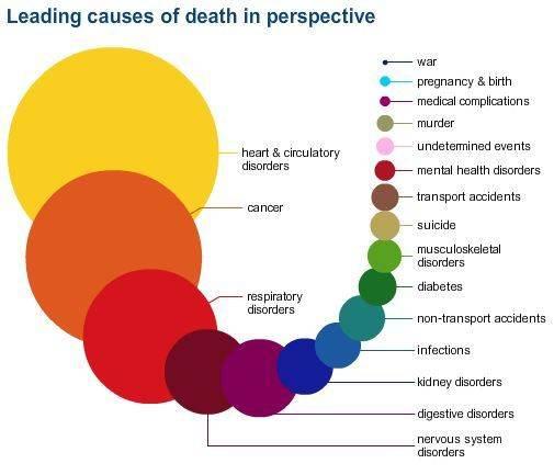 Cauze care pot prova decesul